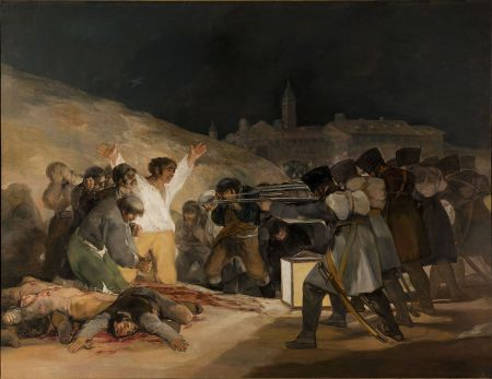 Francisco de Goya Tres de Mayo 1808 Third of May