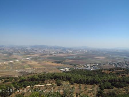 Carmel View Jezreel