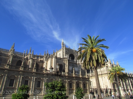 Giralda Cathedral Sevilla Spain