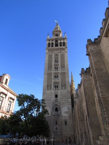 Moorish Architecture Giralda Bell Tower