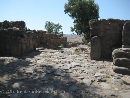 Bethsaida Four Pocketed Gates