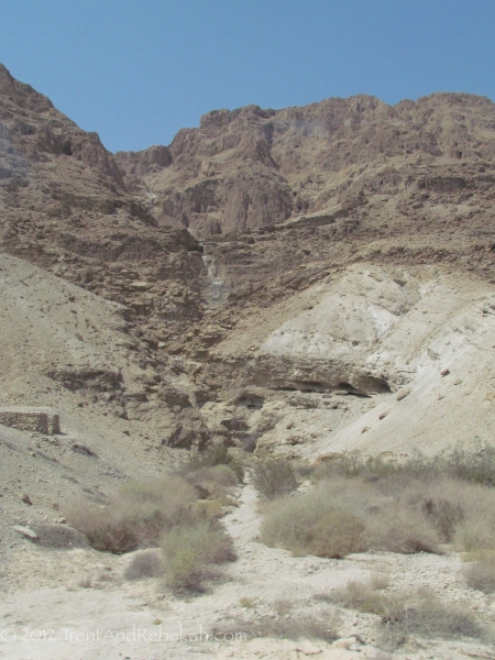 Wilderness of Judea Judah Dead Sea Desert