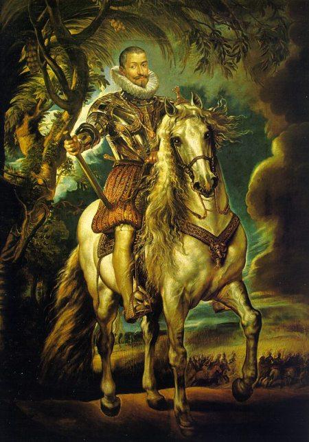 Rubens Habsburg Portrait