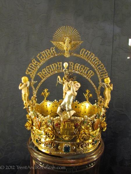 Spanish Crown Giralda Cathedral