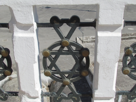 Star of David Morocco Tangier Jew