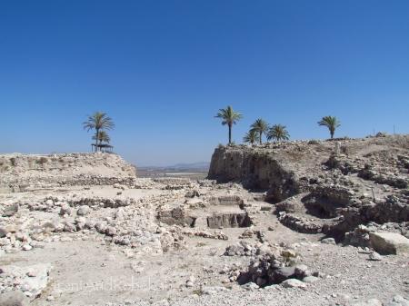 Tell Megiddo Jezreel