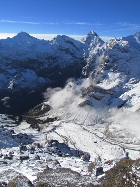 Eiger Monch Jungfrau