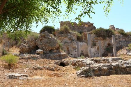 Byzantine Basilica, Ashkelon