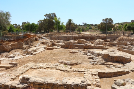Roman Theater, Ashkelon