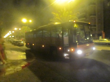 The 5 am Bus