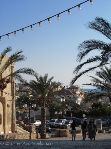 Downtown Jaffa