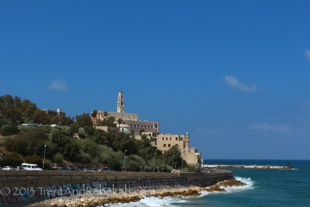 Jaffa, with Andromeda's Rock