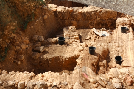 Excavations at Hazor