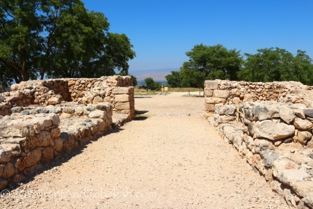 Solomonic Gates at Hazor