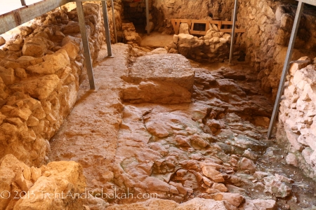 First-Century Dwelling at Nazareth