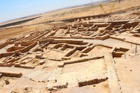 Ancient City at Tel Be'er Sheva