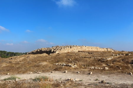Fortress at Lachish