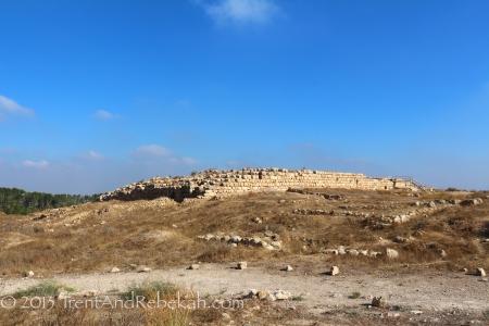 Fortress at Lachish