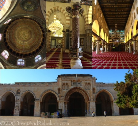 The Al-Aqsa Mosque